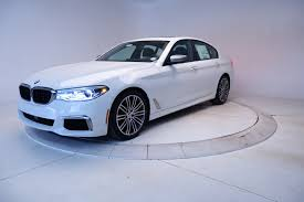 new 2018 bmw 5 series m550i xdrive 4dr car in highlands ranch