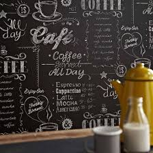 kitchen and bath collection coffee shop black and white wallpaper from the modern living