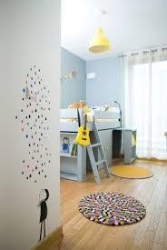 Chambre Adulte Design Moderne by Cuisine Chambres Enfant Blanches Avec Des Touches De Couleurs