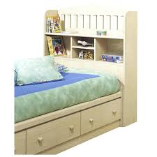 Storage Bed With Headboard Bed With Storage Headboard Ianwalksamerica