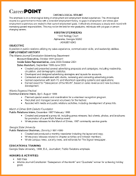 Work Resume Template by 7 Work History Resume Template Agenda Exle