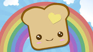Buttered Bread In Toaster Buttered Toast I Am Bread Youtube