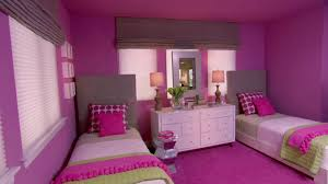 Pink And Purple Room Decorating by Girls U0027 Bedroom Color Schemes Pictures Options U0026 Ideas Hgtv