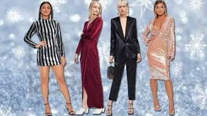 The Best Christmas Party Outfits For Every Budget  Shevolution