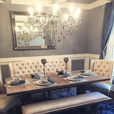 Dining Room Settee Dining Table With Settee Dining Room Settee Bench Dining Table