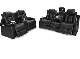 Home Theater Sectional Sofas Multimedia Home Theater Sofas And Sectionals 4seating