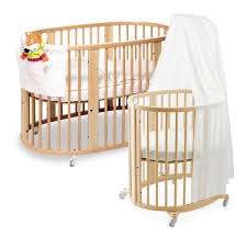 Old Baby Cribs by Round Crib 17 Adorable Nursery Designs With Circular Crib