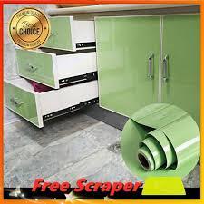 best kitchen shelf liner plain shiny light green sticker kitchen cabinet liner