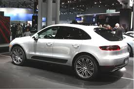 Porsche Macan Facelift - the macan gets a turbo four and becomes porsche u0027s most affordable
