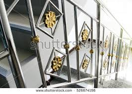 Steel Banister Rails Handrails Stock Images Royalty Free Images U0026 Vectors Shutterstock