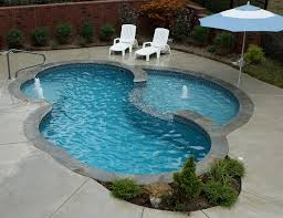 fiberglass pools last 1 the great backyard place the swim world pools fiberglass pool with swim in tanning