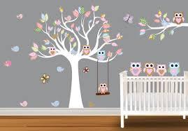 Baby Boy Owl Nursery Owl Nursery Wall Decor Owl Nursery