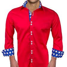 patriotic designer dress shirts made in usa at amazon men u0027s
