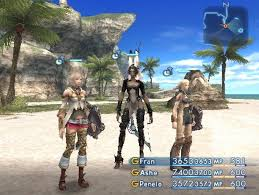 final fantasy xii screenshots for playstation 2 mobygames