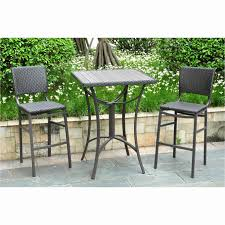 bar height patio table plans bar height patio table and chairs awesome 30 60 in patio hayneedle