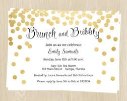 wedding shower brunch invitations wedding invitations etsy