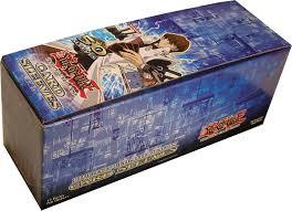 yu gi oh konami deck prot blue eyes dragon box potomac