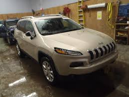 gold jeep cherokee auto auction ended on vin 1c4pjmds7fw648150 2015 jeep cherokee l in