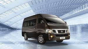 nissan van nissan introduces 15 seater premium van u2013 wheels philippines