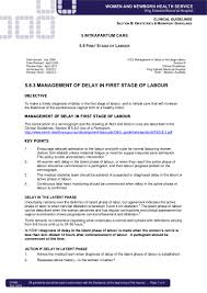 introduce myself essay sample delayed 1st stage of labour