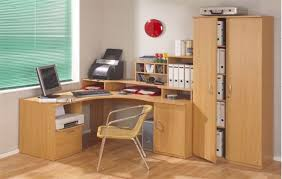 morgan beech corner home office workstation computer desk study
