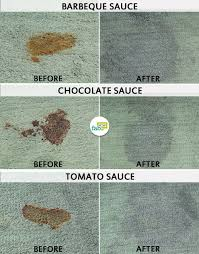How To Remove Sauce Stains Sauce Upholstery And How To Get Sauce Out Of Carpet Bbq Tomato And Chocolate Sauce