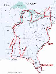 tombigbee waterway map pat s boating in canada cruising south in the usa and icw