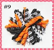 thanksgiving hair bows popular fall hair bows buy cheap fall hair bows lots from china