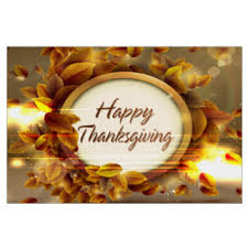 happy thanksgiving yard lawn signs zazzle