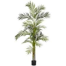 artificial palm tree floral decor ebay