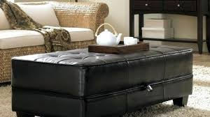 Tufted Cocktail Ottoman Best Awesome Cocktail Ottoman With Shelf Pertaining To Property