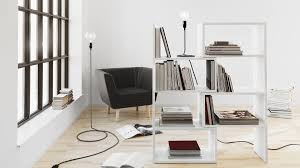 shelf floor l with cord l designed by form us with love lighting collection