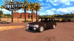 range rover truck interior american truck simulator mods range rover interior muito show