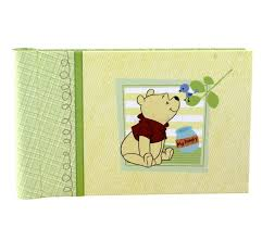 cr gibson photo albums c r gibson albums disney baby s brag book winne the pooh