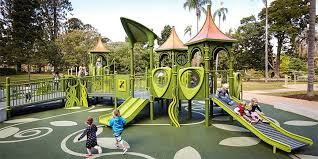 playground design inclusive play sensory rich playground landscape structures