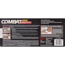 combat max roach killing gel 2 1 oz walmart com