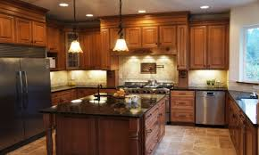 American Woodmark Cabinets Home Depot Early American Kitchens Pictures And Design Themes Cabinets For