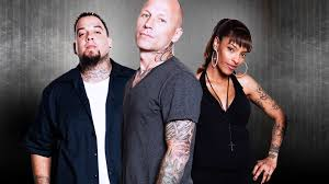tattoo nightmares los angeles california tommy helm big gus and jasmine rodriguez the awesome team from