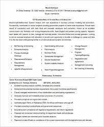 Junior Business Analyst Resume Professional Business Analyst Resume That Is Convincing And Effective