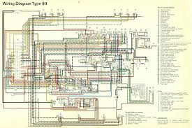porsche 911 electrical diagrams 1965 1989