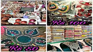 malad natraj market haul budget diwali shopping cloths