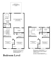 laurel ridge the meadows the portsmouth home design bedroom level floor plan