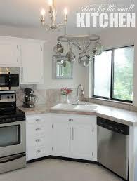 corner kitchen ideas small corner kitchen sink befon for