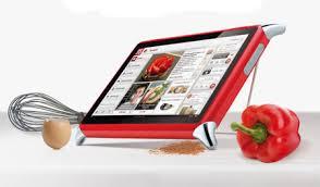 tablette de cuisine qooq qooq tablette culinaire livres de cuisine