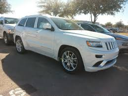 custom jeep white all new eco diesel suv 2015 jeep grand cherokee summit california