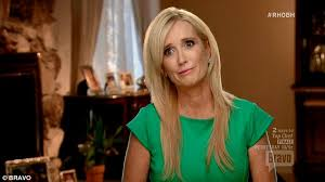 hair style from housewives beverly hills kyle richards feels alienated by her real housewives of beverly