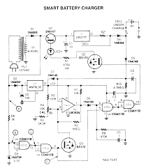Auto Battery Wiring Diagram Power Supplies And Control Schematics Circuits And Diagram