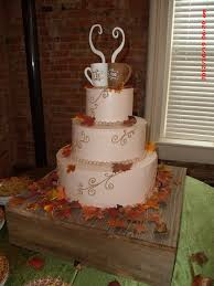 themed wedding cake toppers 5 fall cakes with pillars photo wedding cake with pink flowers