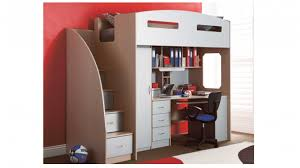 Desk With Bed by Bed With Desk Under Gallery Of Lofted Bed With Desk Underneath