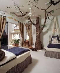chambre dans un arbre déco plafond pour la chambre enfant et bébé en 27 photos